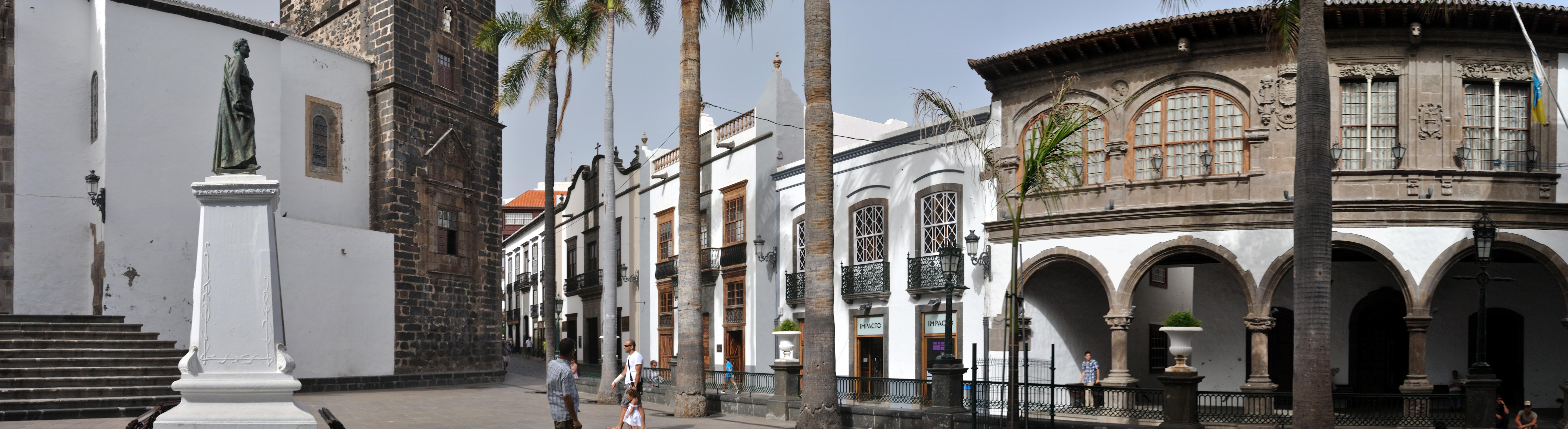 Santa Cruz de La Palma (La Palma)