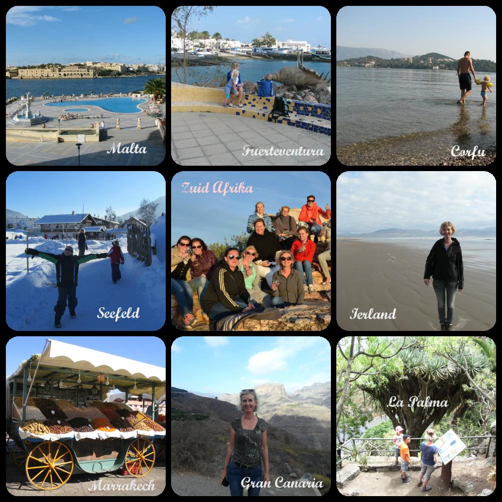 PicMonkey Collage eigen bestemmingen